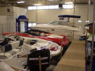 Boat show Incheba 2008