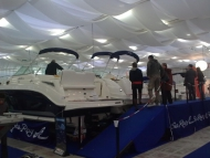 Boat show Incheba 2010