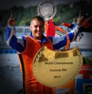 Robert Hencz world champion